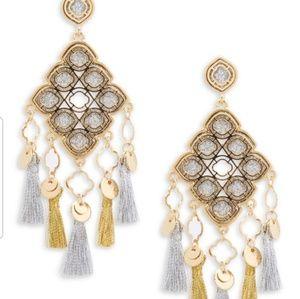 Saks Earrings
